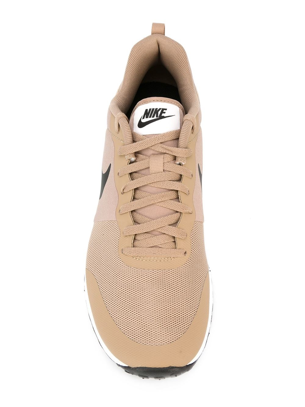 Levántate Generosidad Ejecutar  Nike Elite Shinsen Suede Sneakers in Natural for Men - Lyst