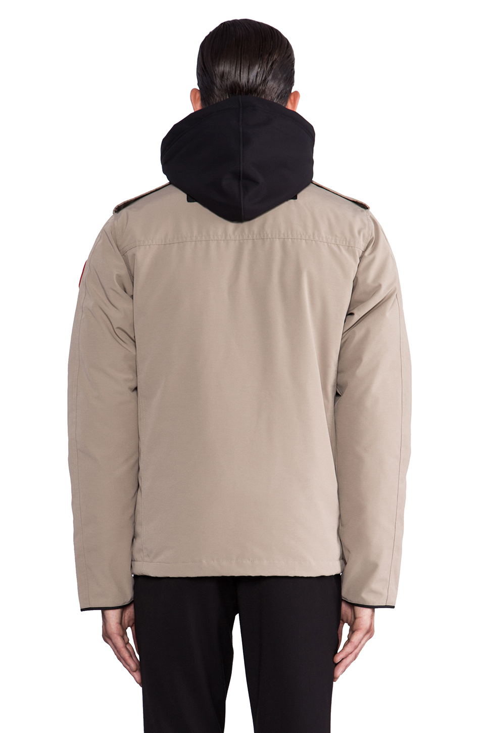 burnett men A full review and walk through of the men's canada goose burnett parka it's a high quality piece of clothing with a great fit and finish take a look at som.