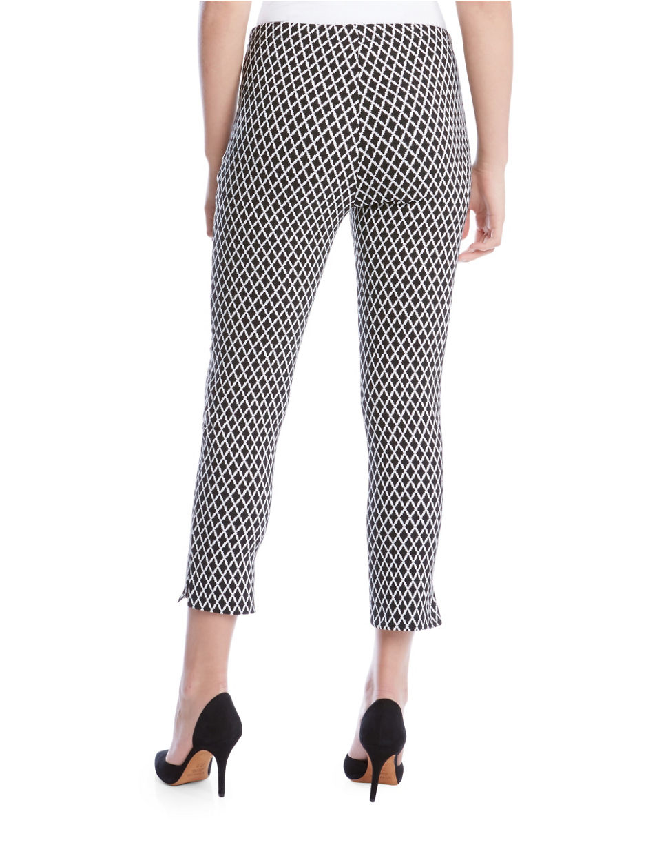 Shop floral print cropped pants at Neiman Marcus, where you will find free shipping on the latest in fashion from top designers.