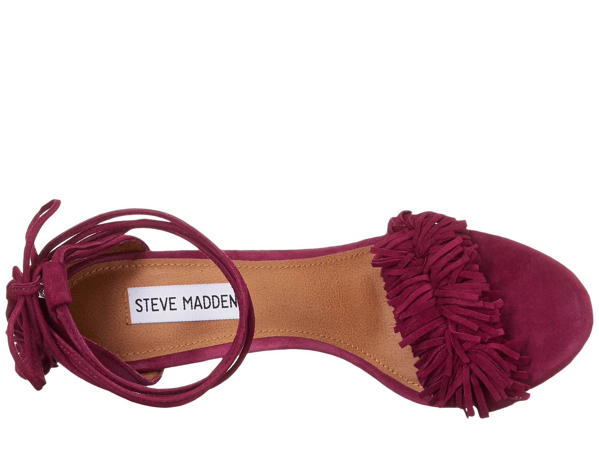4a1454299e3 Lyst - Steve Madden Sassey in Purple