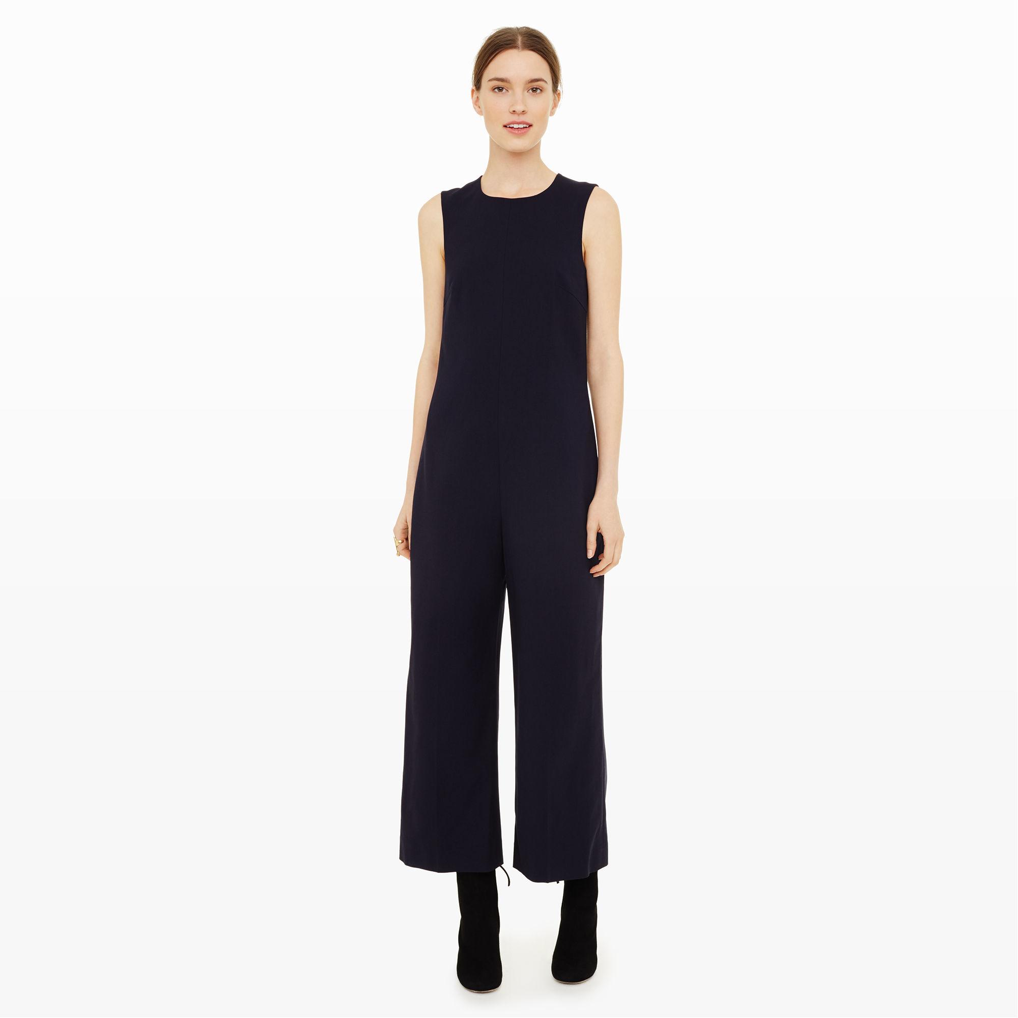 1f2366418144 Lyst - Club Monaco Keelan Wide-leg Jumpsuit in Black
