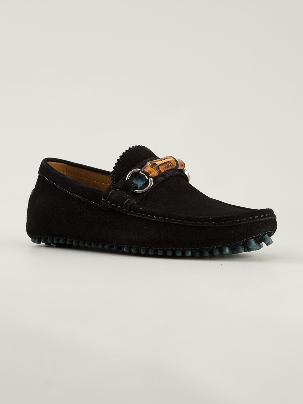 Gucci 1953 Classic Loafers in Natural for Men - Lyst