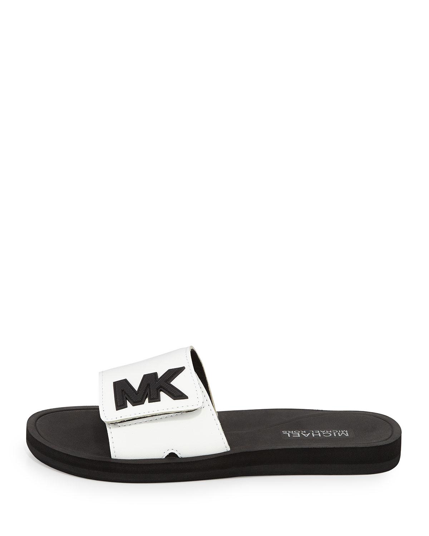 MICHAEL Michael Kors MK Sport Slides in