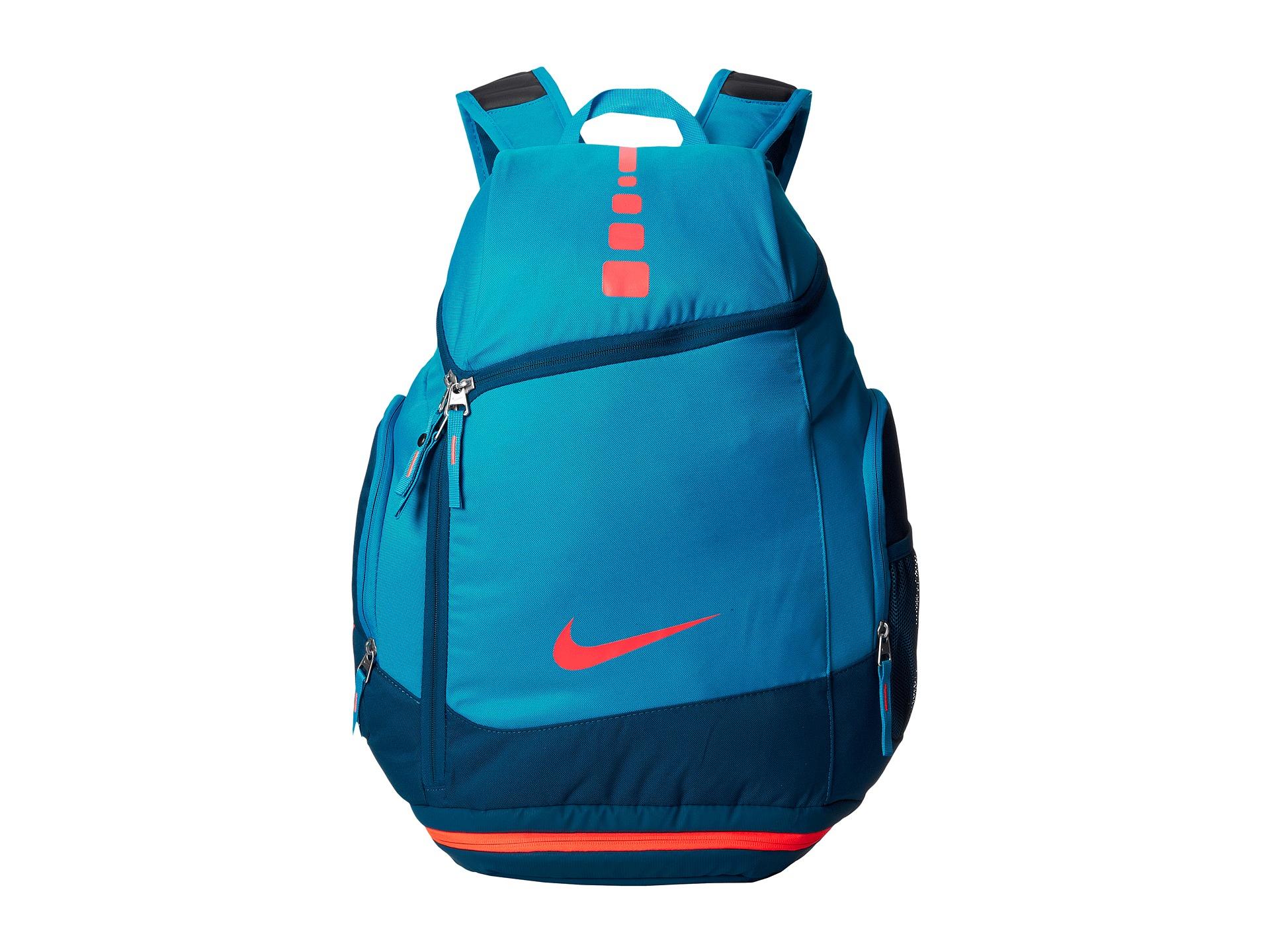 Lyst Nike Hoops Elite Max Air Team Backback In Blue For Men 14cc74187