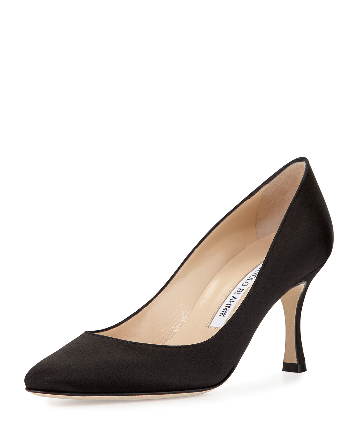 Find great deals on eBay for black satin pumps. Shop with confidence.