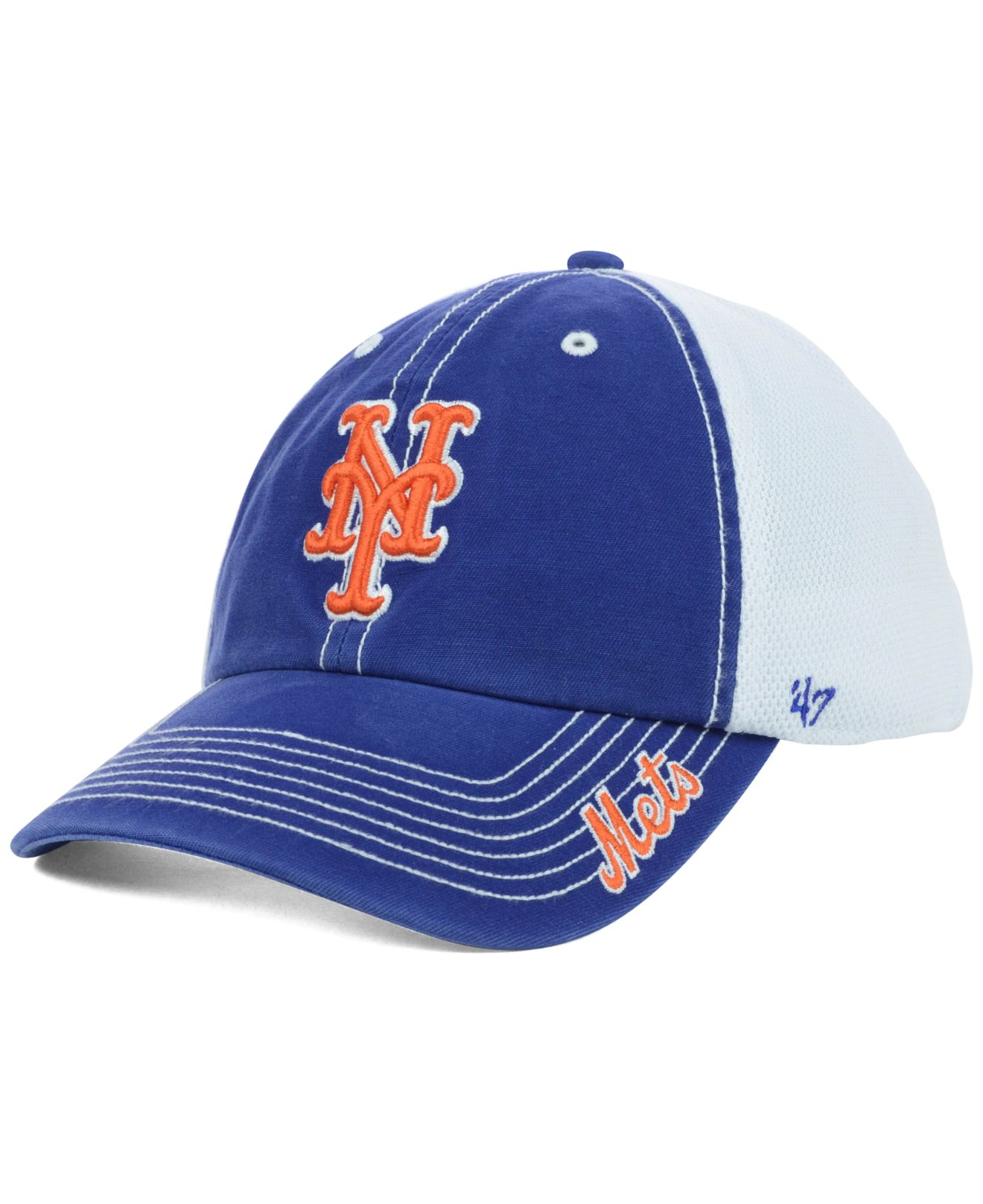 Lyst - 47 Brand New York Mets Mlb Ripley Cap in Blue for Men 30b847d193
