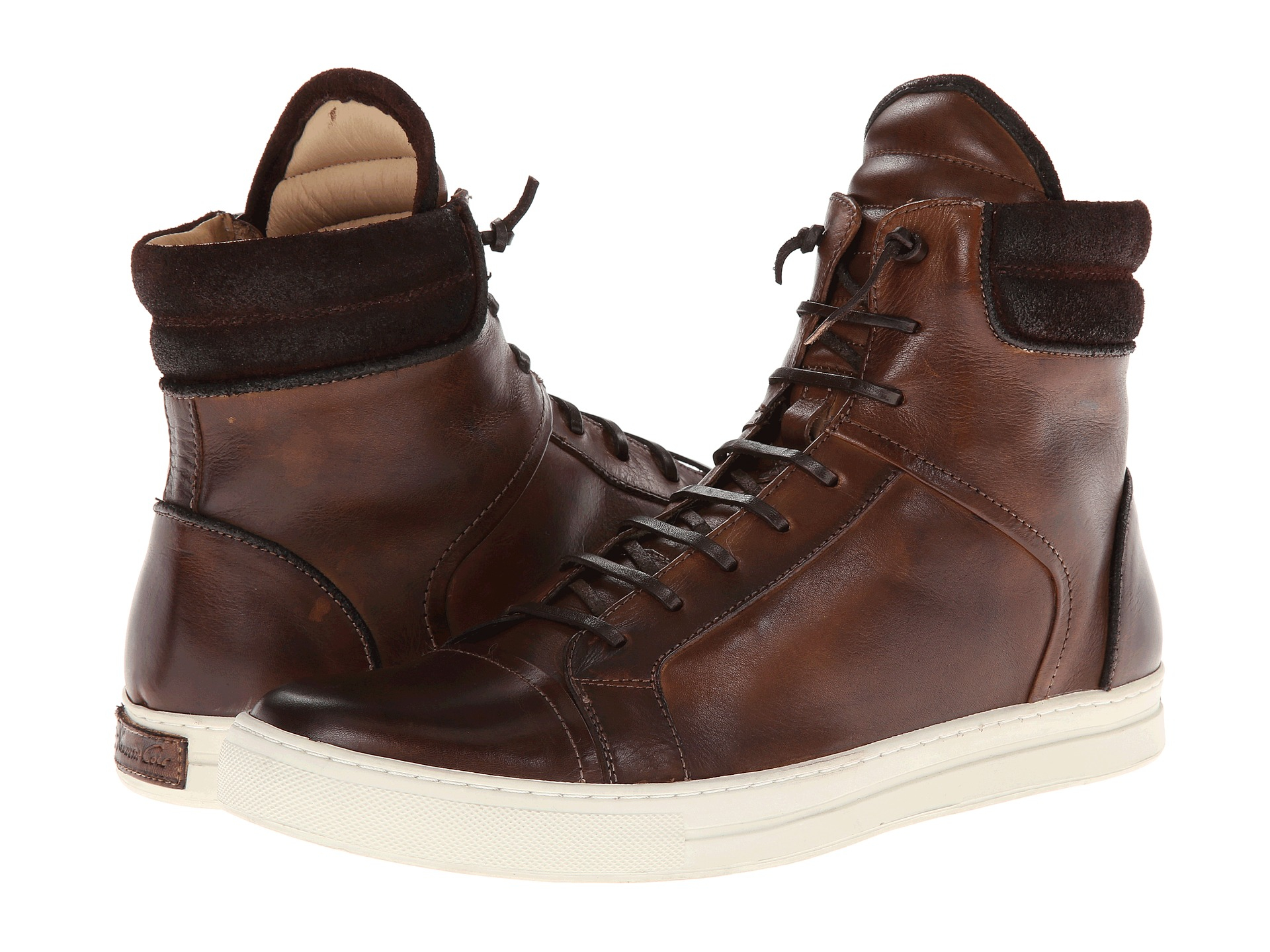 Kenneth Cole Double Header in Tobacco