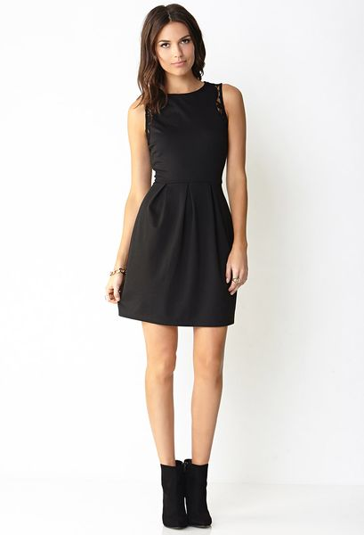 FOREVER 21 LITTLE BLACK DRESS - Nasha Bendes - photo #22