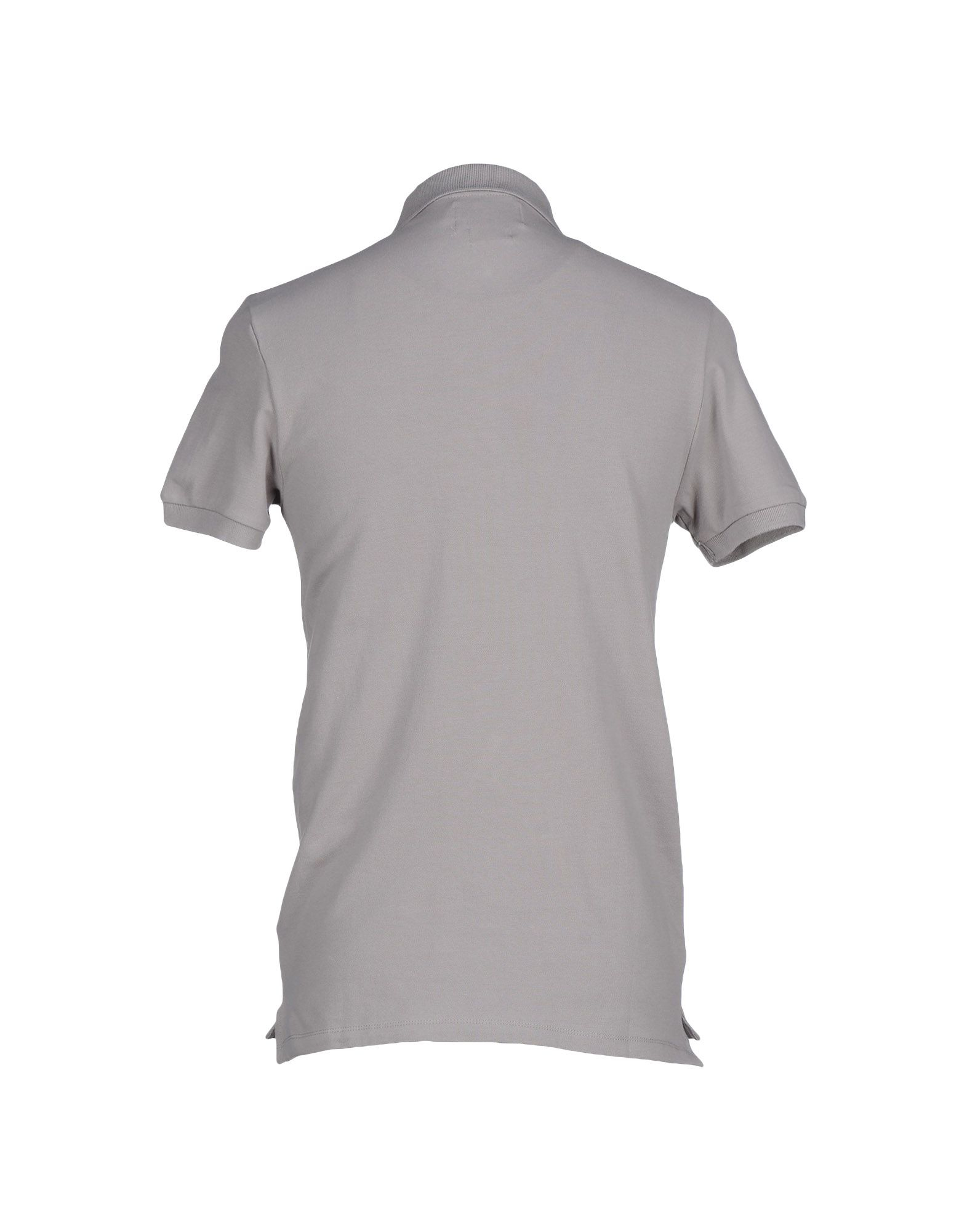 Lyst Beverly Hills Polo Club Polo Shirt In Gray For Men