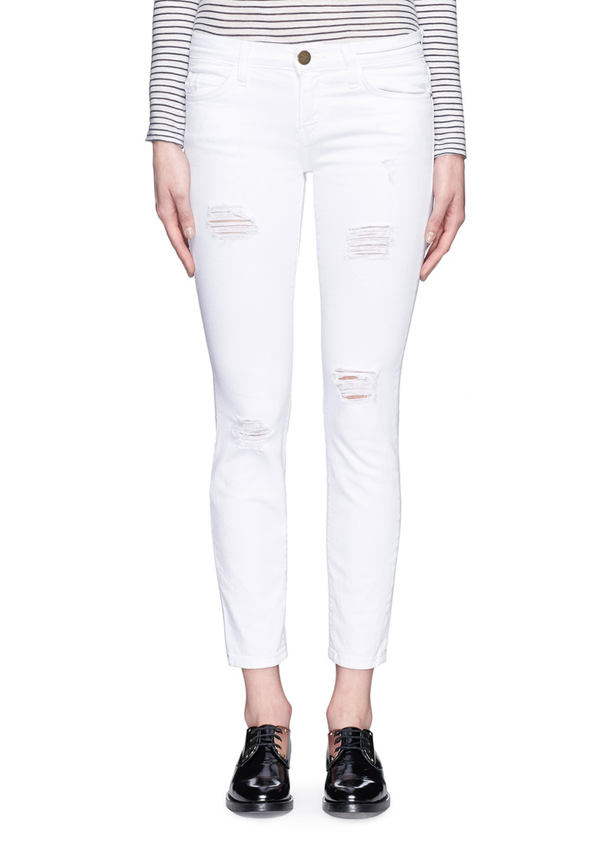Shop for WHITE 2XL Distressed Skinny Jeans online at $ and discover fashion at tokosepatu.ga Cheapest and Latest women & men fashion site including categories such as dresses, shoes, bags and jewelry with free shipping all over the tokosepatu.ga: Rosegal.