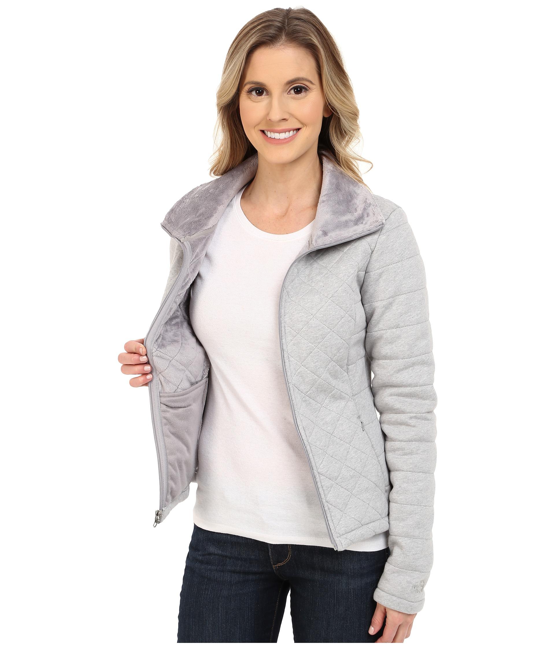 e437f10ce Women's Gray Caroluna Crop Jacket