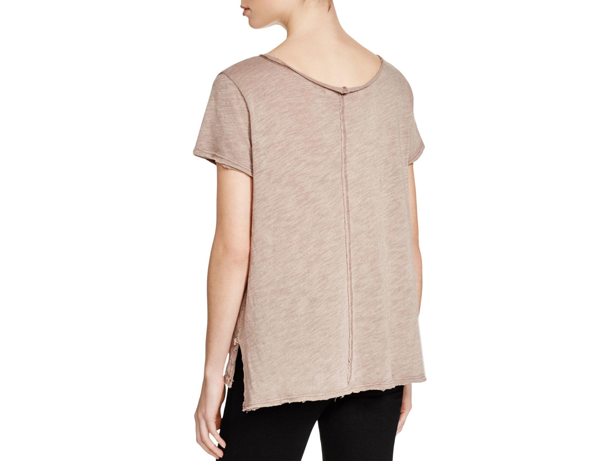 Project social t Favorite Tee in Natural
