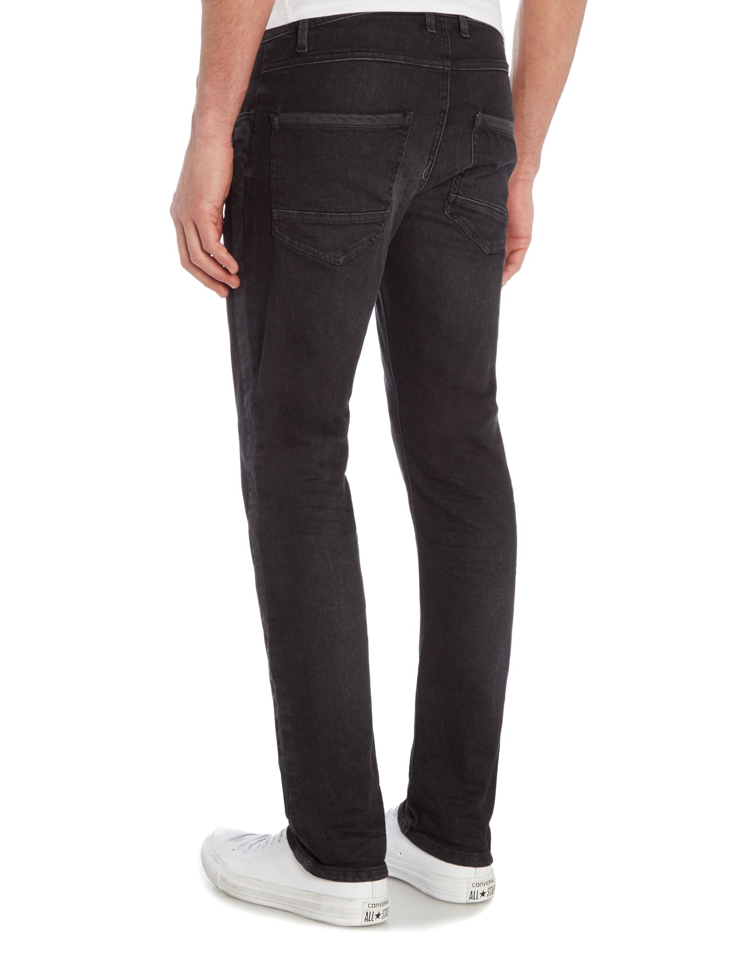 Mens black slim fit jeans – Your Denim Jeans Blog