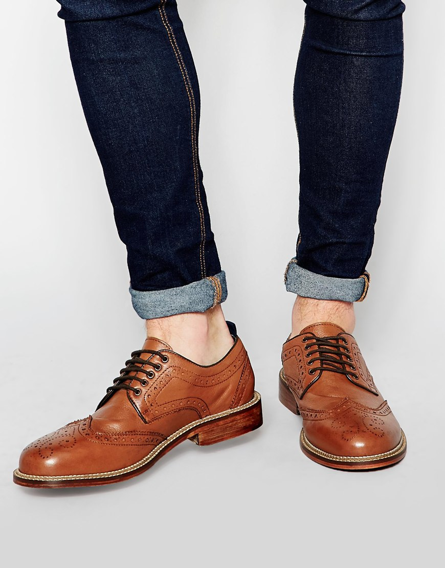 ASOS Mens formal shoes sale now on with up to 70% off! Huge discounts from the biggest online sales & clearance outlet.