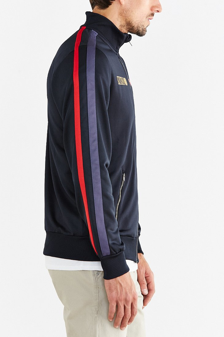 Asics Mexico 66 Track Jacket in Black for Men | Lyst