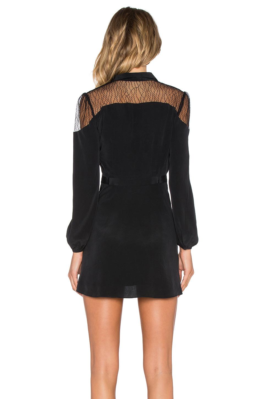 Lyst Carmella Kleio Dress In Black