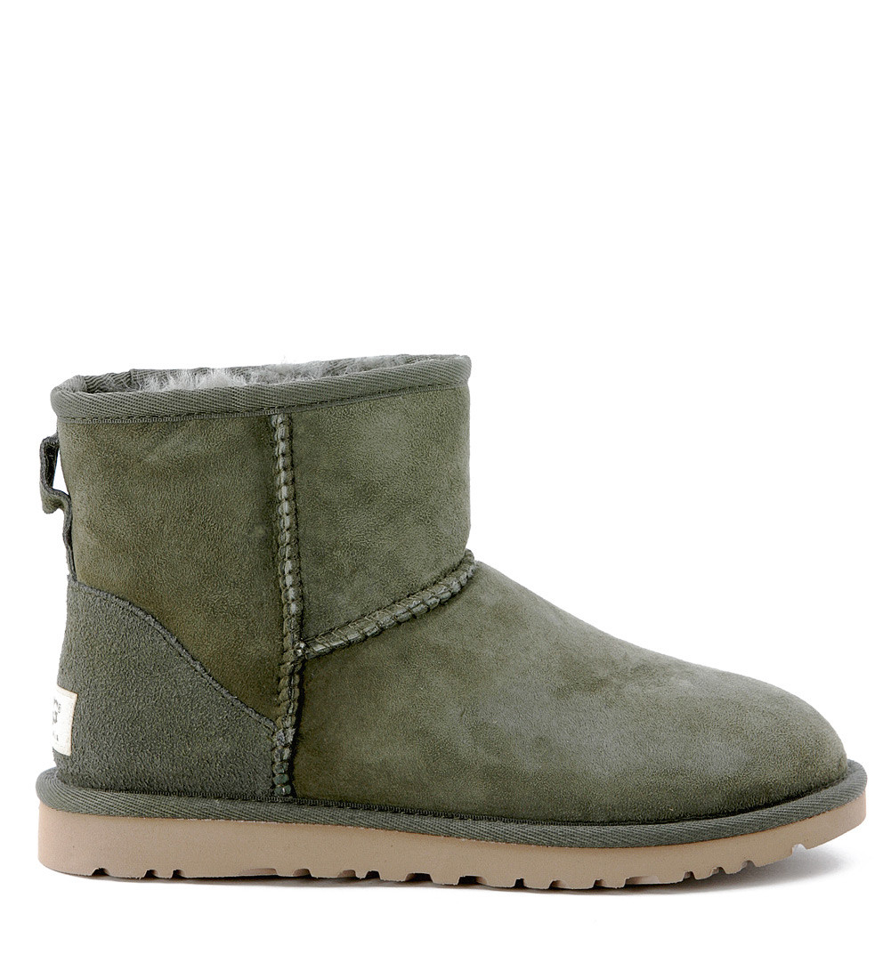 ugg slippers green