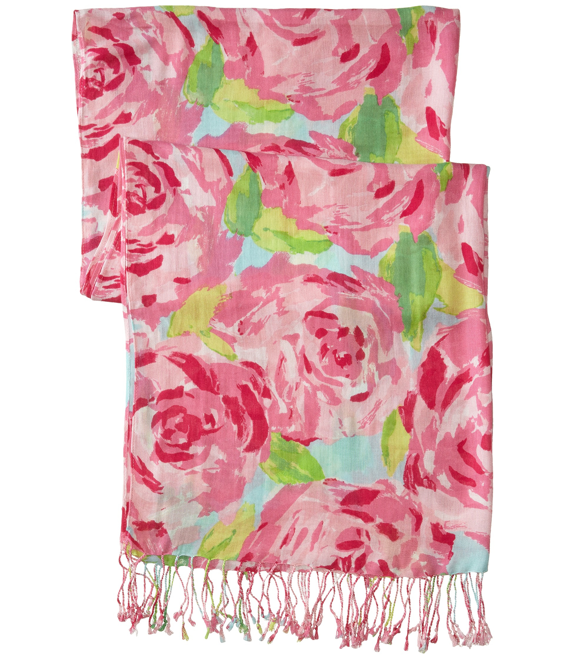 Lyst Lilly Pulitzer The Lilly Scarf in Pink