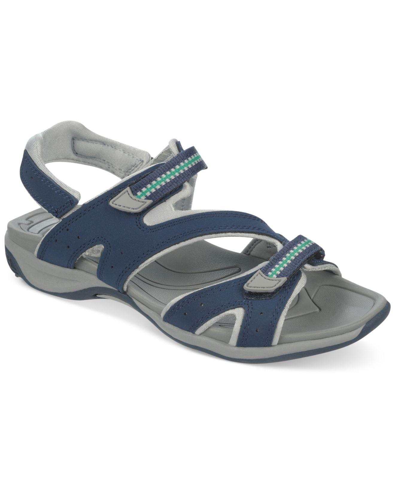 dr scholls naveen iii sport sandals in blue navy lyst