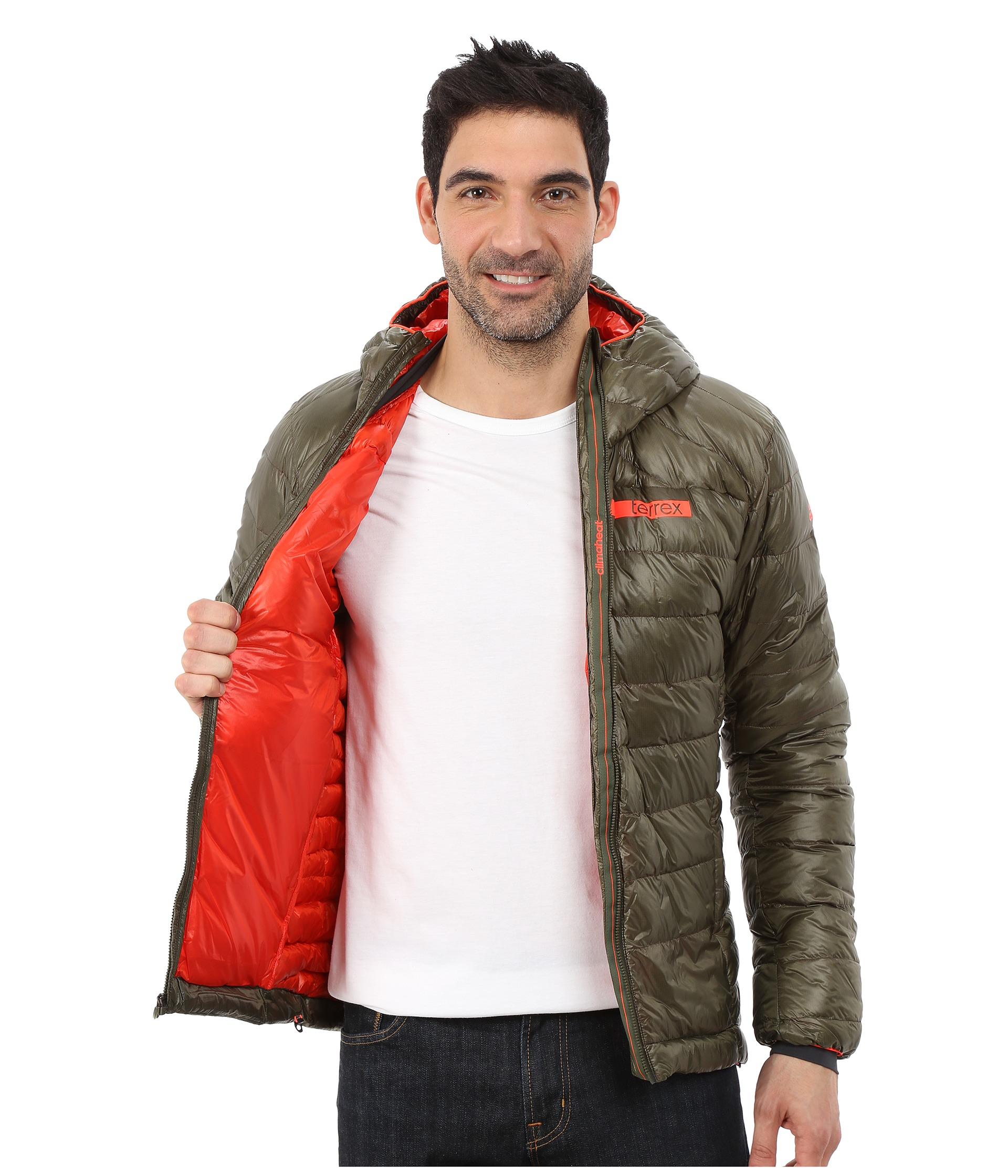 adidas terrex climaheat agravic micro down jacket
