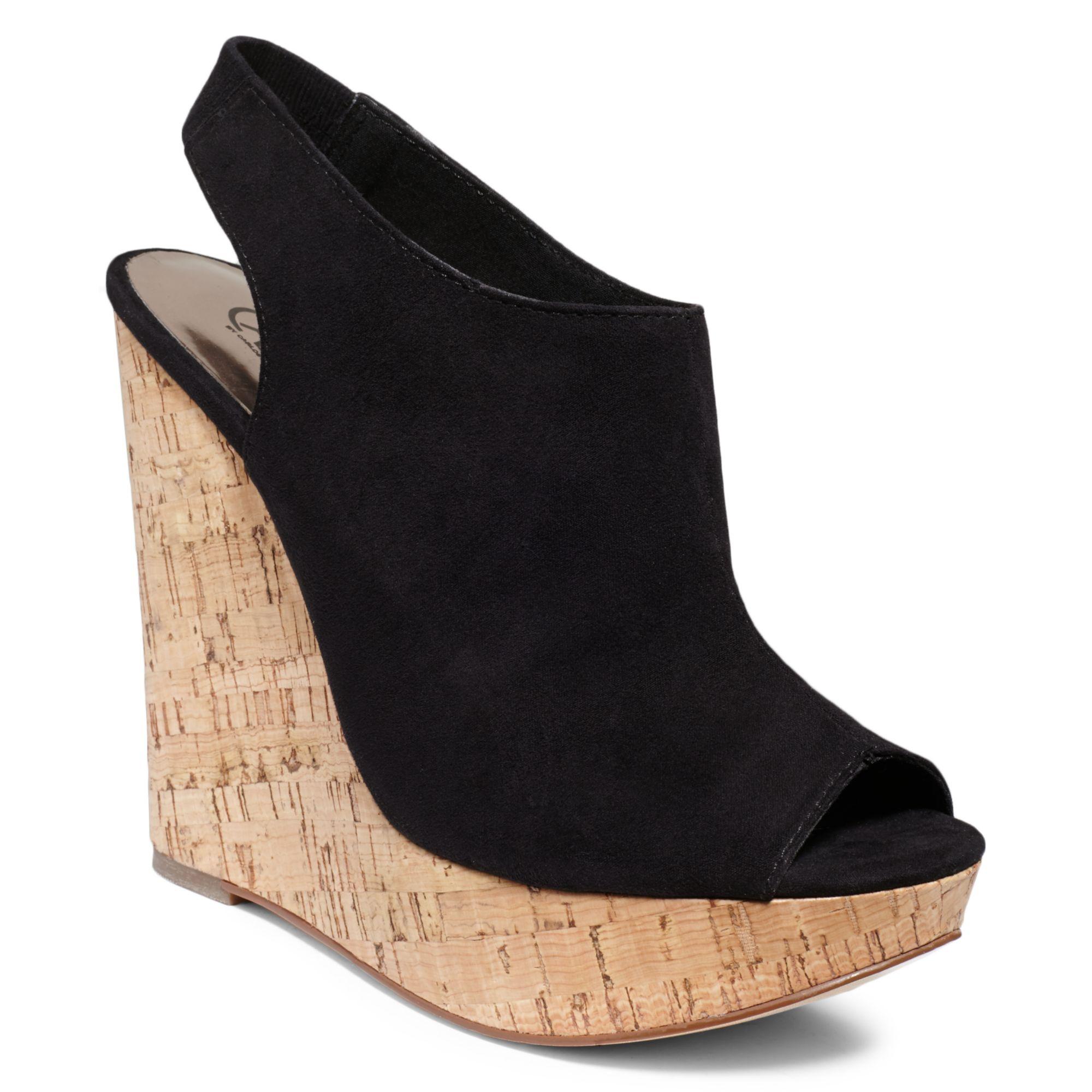carlos by carlos santana platform wedge sandals in