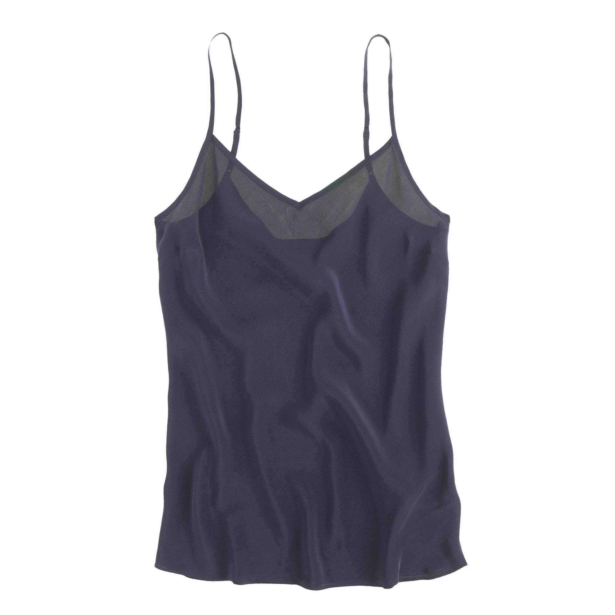 Find great deals on eBay for navy blue silk camisole. Shop with confidence.