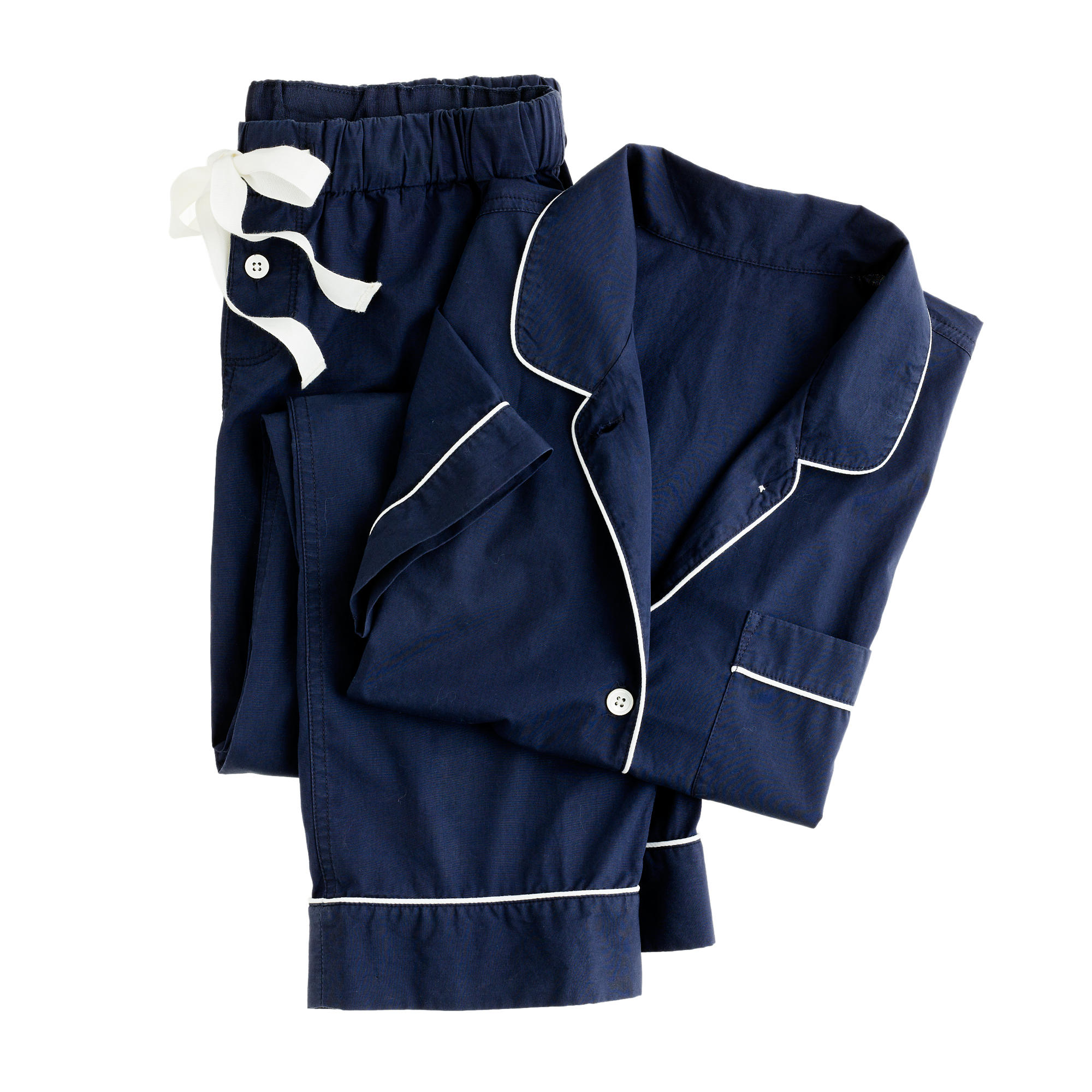 Cotton Pajamas & Robes. Clothing & Shoes / Women's Clothing / Intimates / Pajamas & Robes. of Results. Ten West Apparel Womens Snap Front Short Sleeve Duster Robe. 14 Reviews. Women's Wild Violets PJ Set - Pajama Top and Lounge Pants. 3 Reviews.
