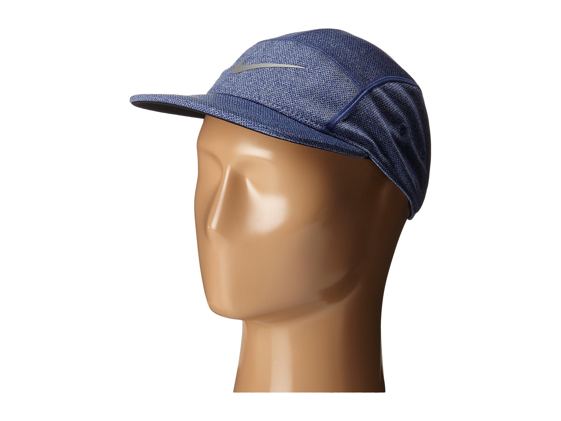 cba362db1cb59 Nike Run Dri-fit Knit Aw84 Hat in Blue for Men - Lyst