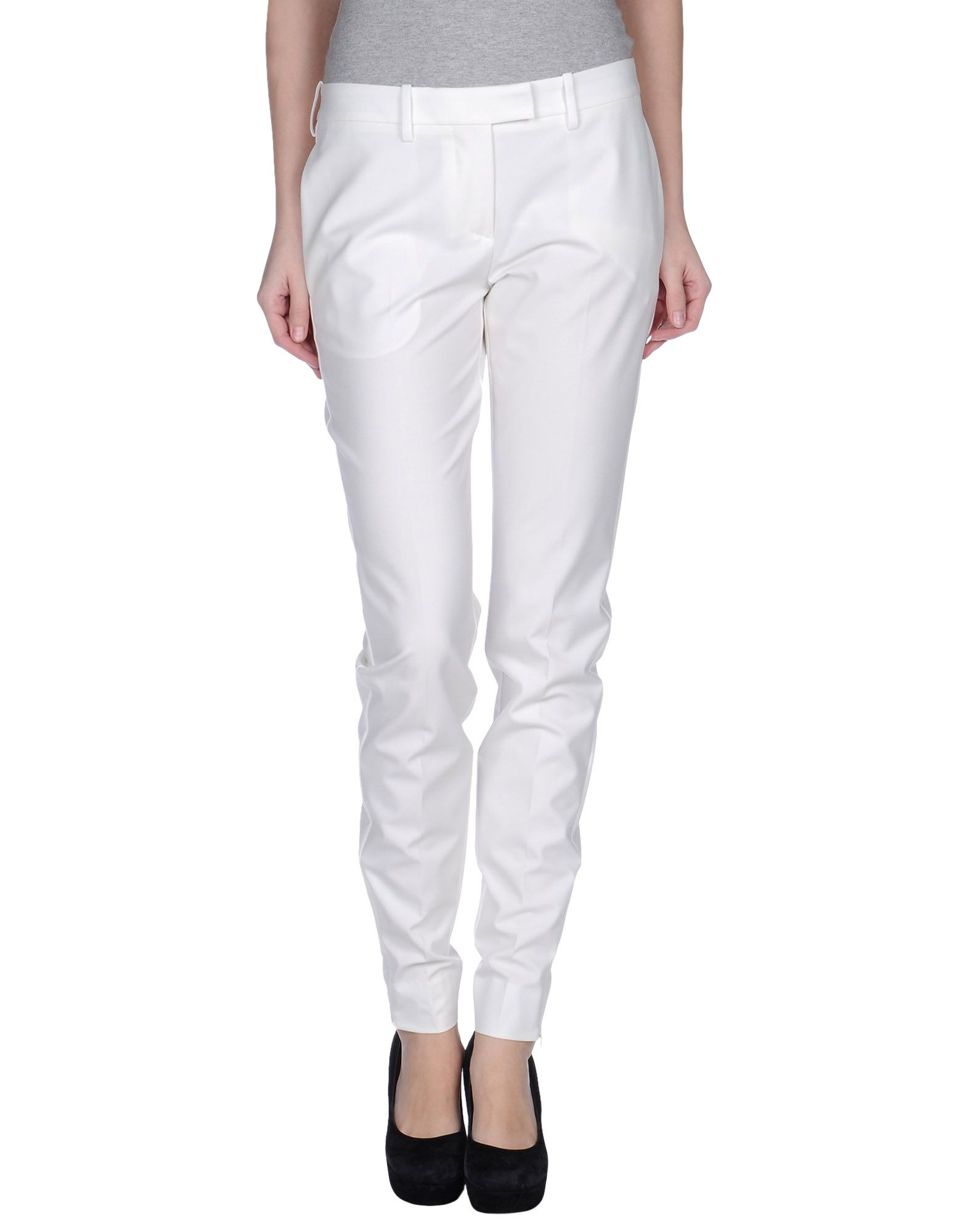 Maison Margiela Casual Pants In White Lyst