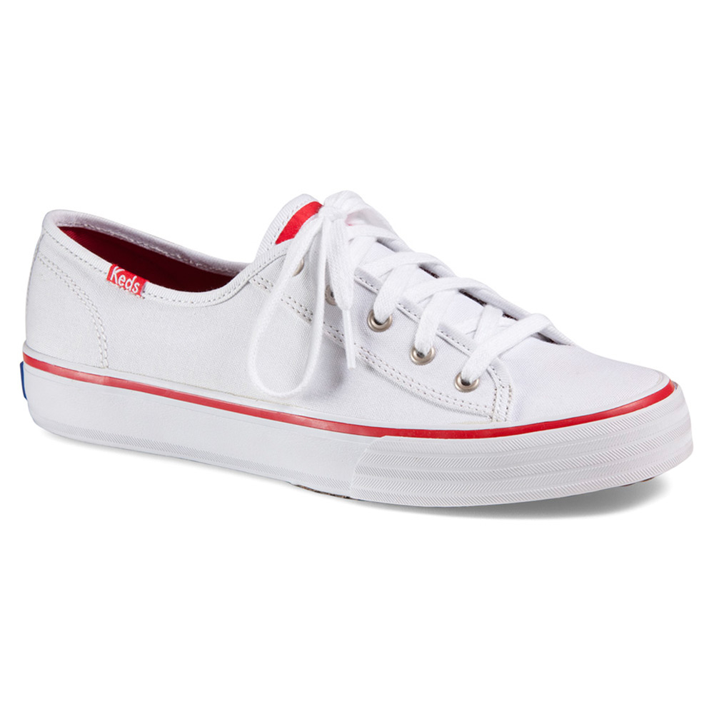Keds Womens Low Top Canvas Tennis Shoes