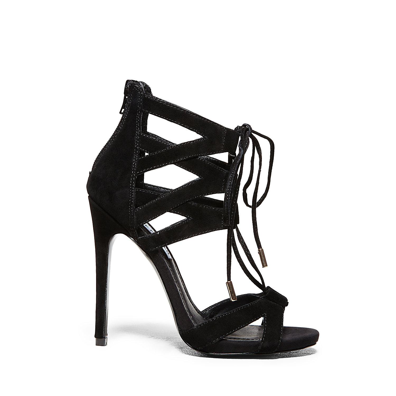 diseño superior apariencia elegante estética de lujo Steve Madden Maiden in Black Suede (Black) - Lyst
