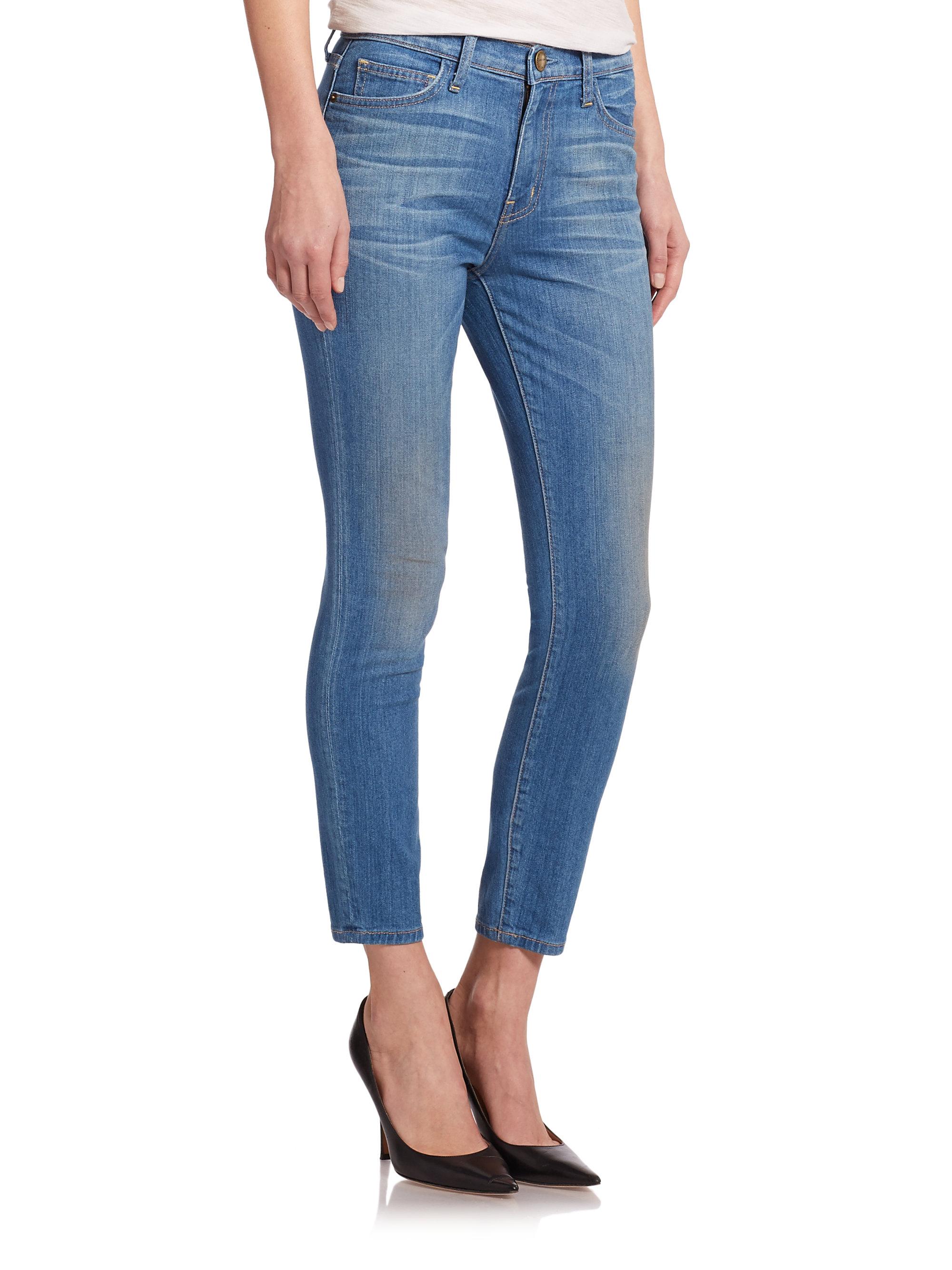 The Stiletto low-rise super-skinny jeans Current Elliott Wholesale Price Cheap Online CmDwtar