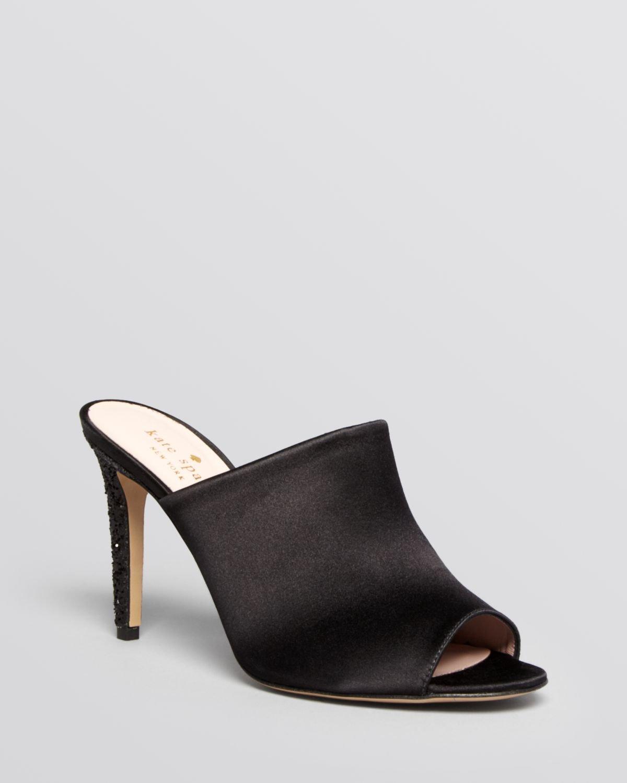 Kate Spade New York Slide Mule Evening Sandals Ilisandra