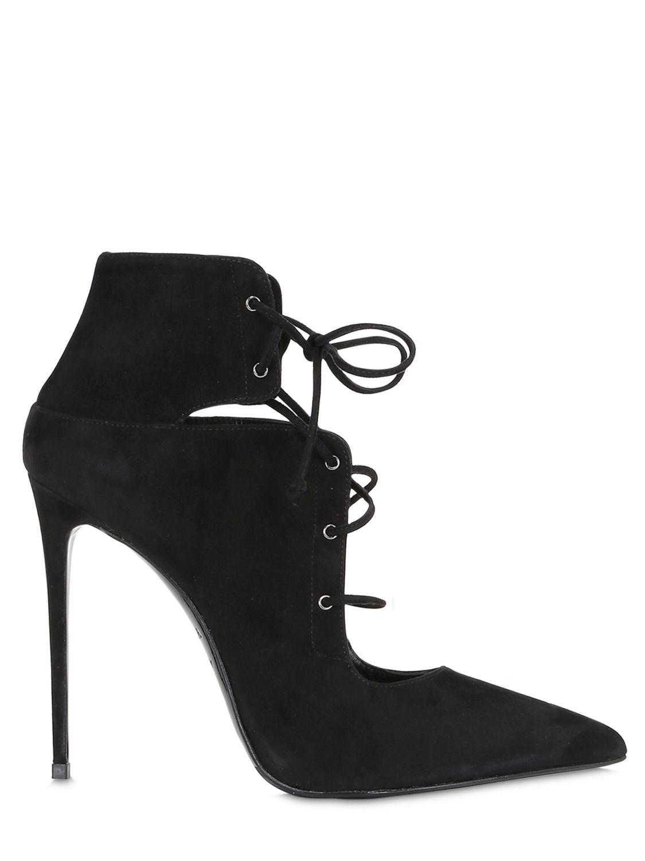 sale shop offer Le Silla Suede Lace-Up Ankle Boots discount the cheapest outlet visit new dEu16qcF