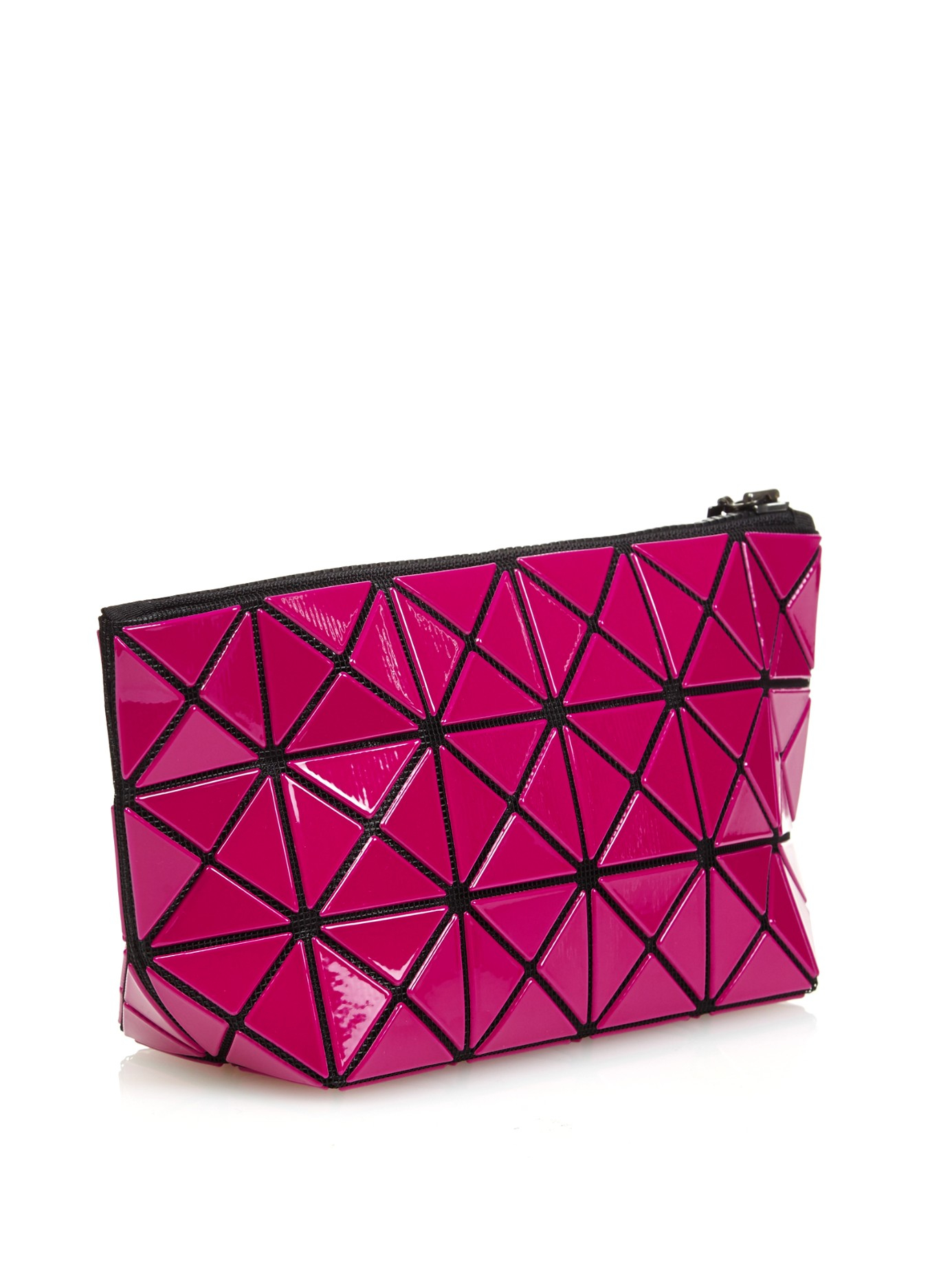 fe21bbc266 Lyst - Bao Bao Issey Miyake Lucent Basic Cosmetics Case in Pink