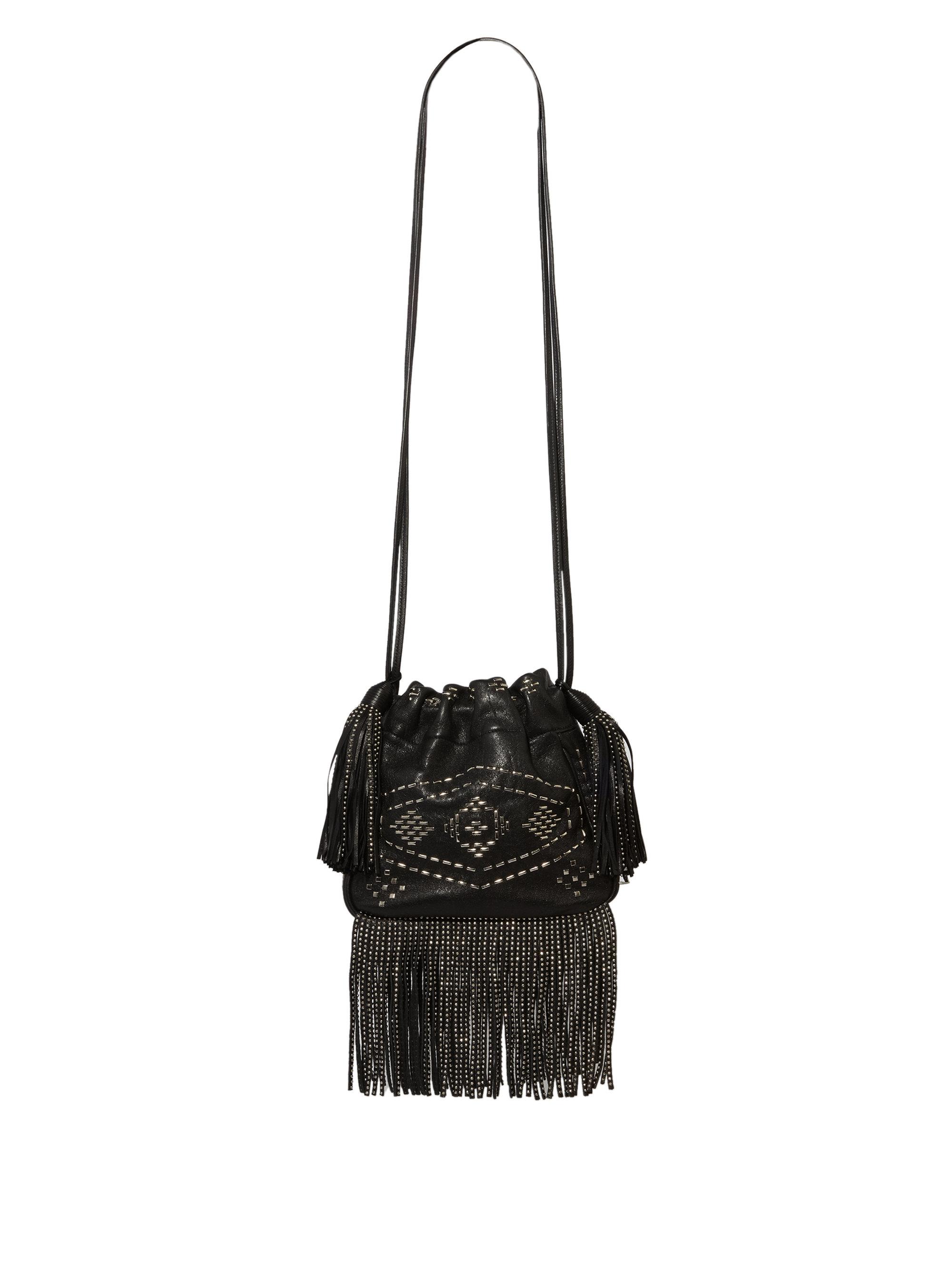 buy ysl clutch online - monogram saint laurent blogger bag in black leather