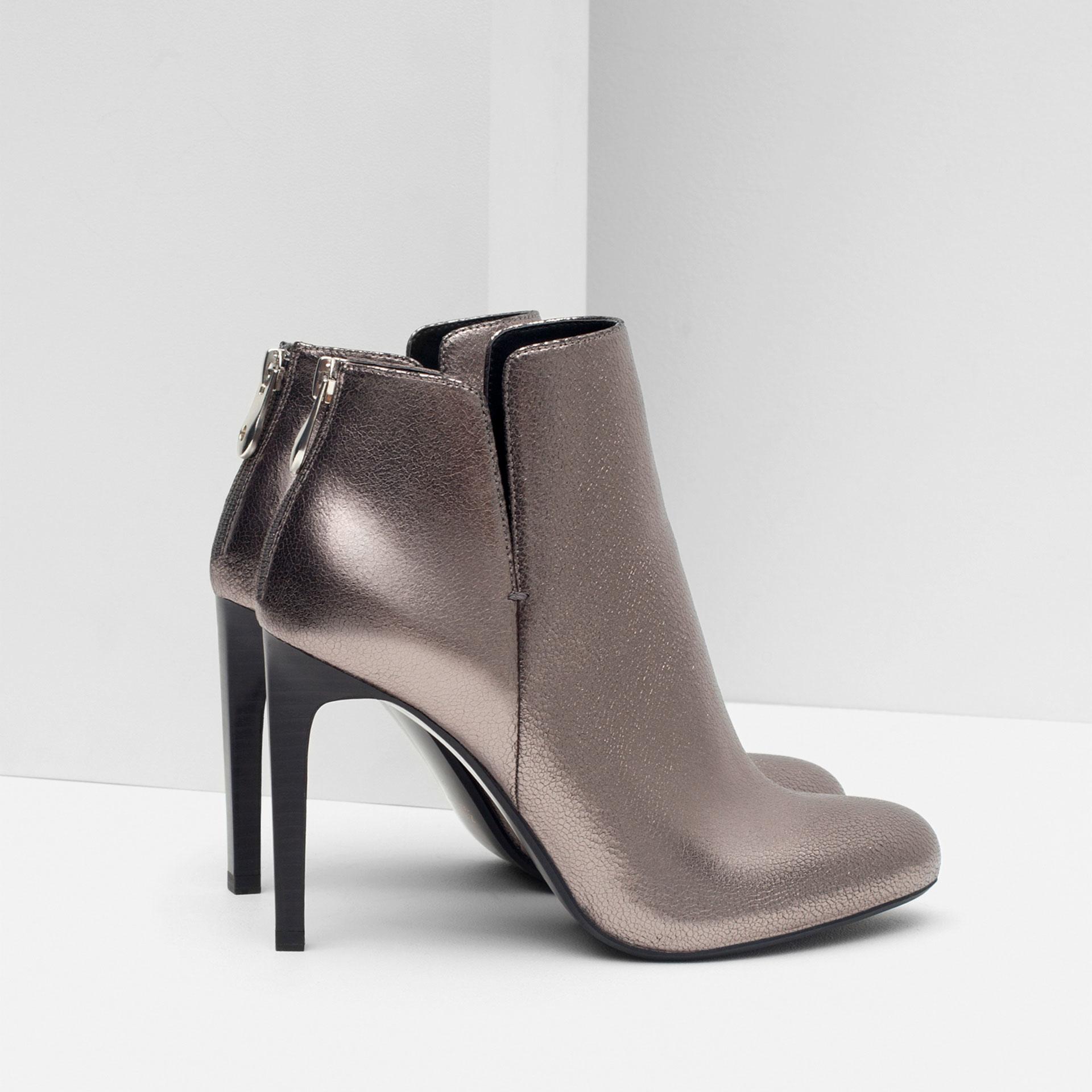Fantastic Women39s Zara Shoe Ankle Boot Size 7 EU 40 2 2 Of 4 Women39s Zara Shoe