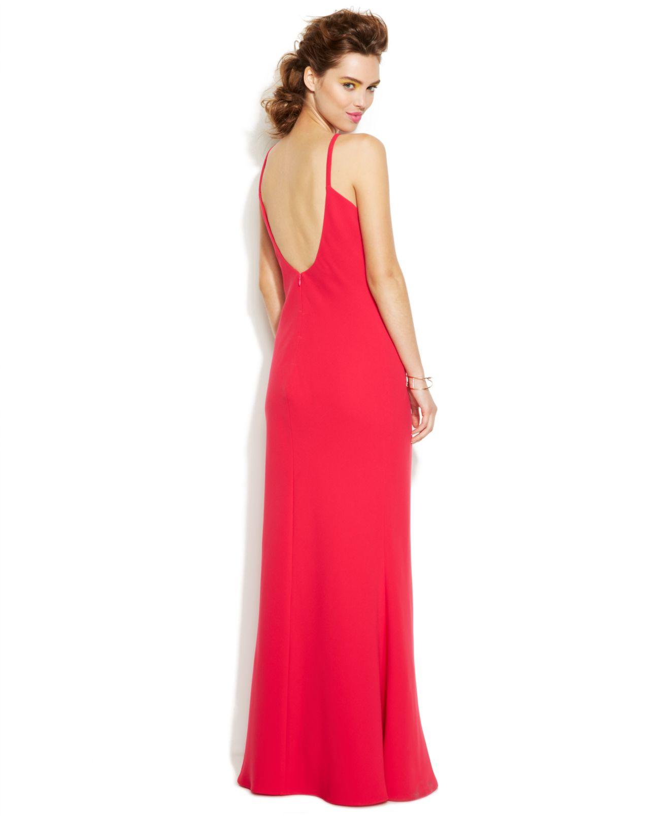 Calvin Klein Long Evening Dresses – fashion dresses