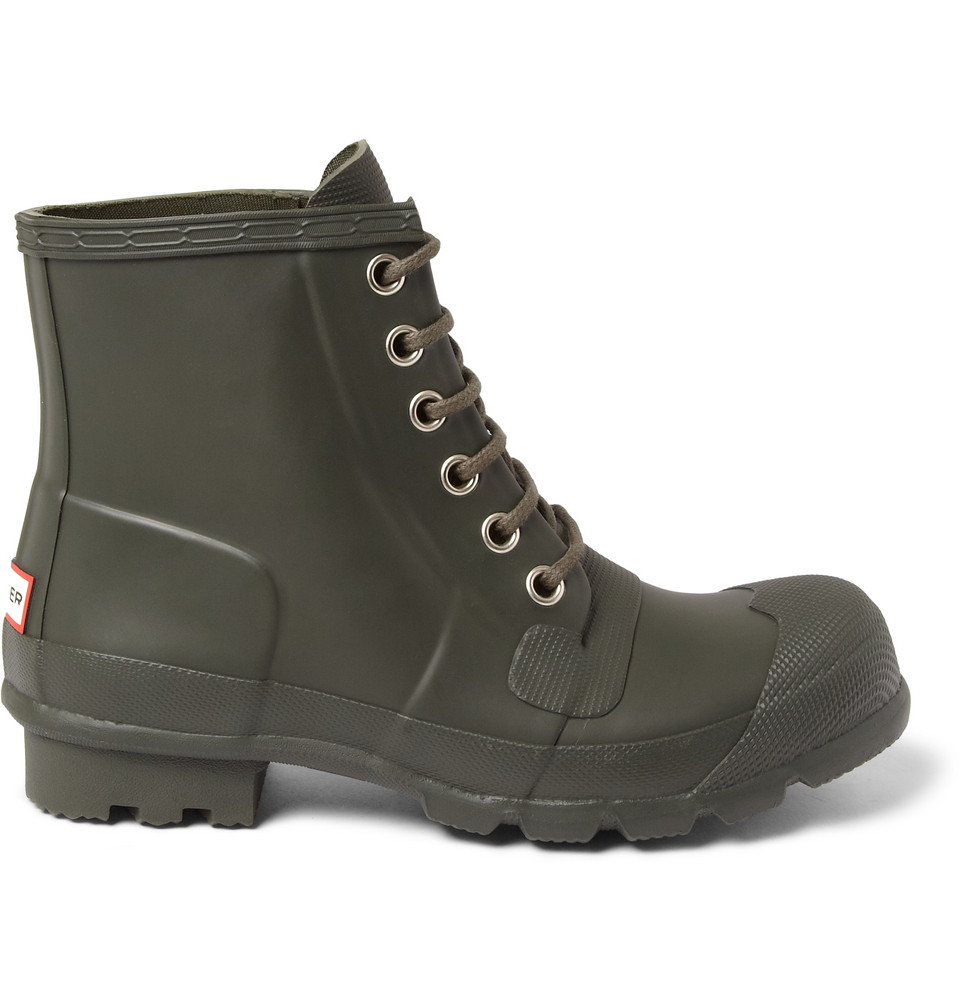 Original Hunter Rubber Shoes Men