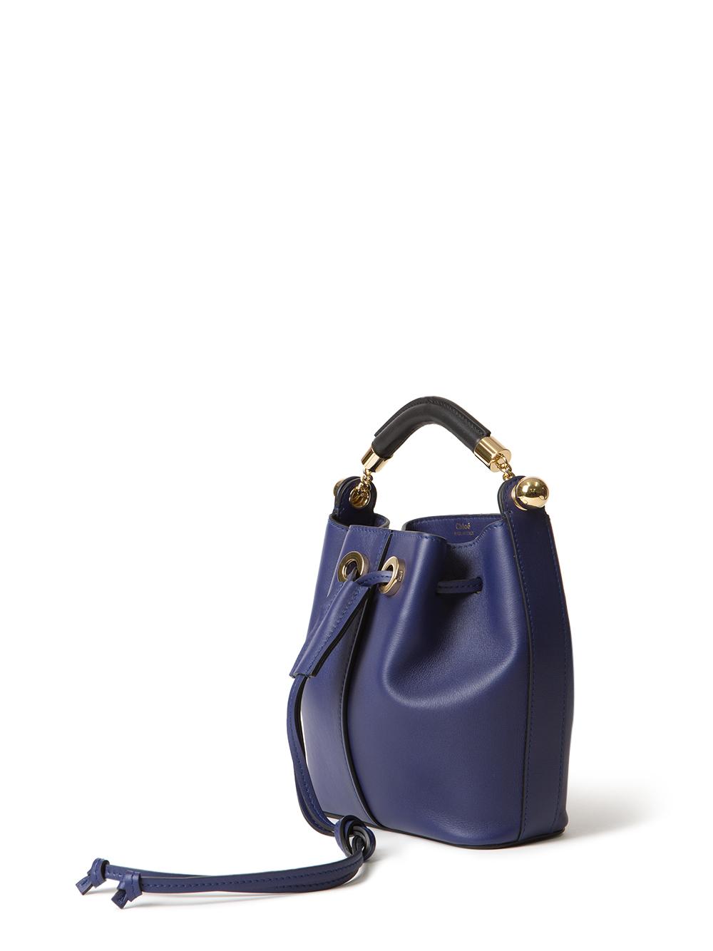 chloe marcie knockoff - small gala bucket bag in smooth calfskin