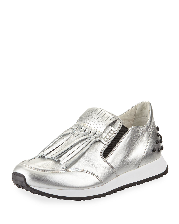 Tod's Fringed sneakers TI6fI