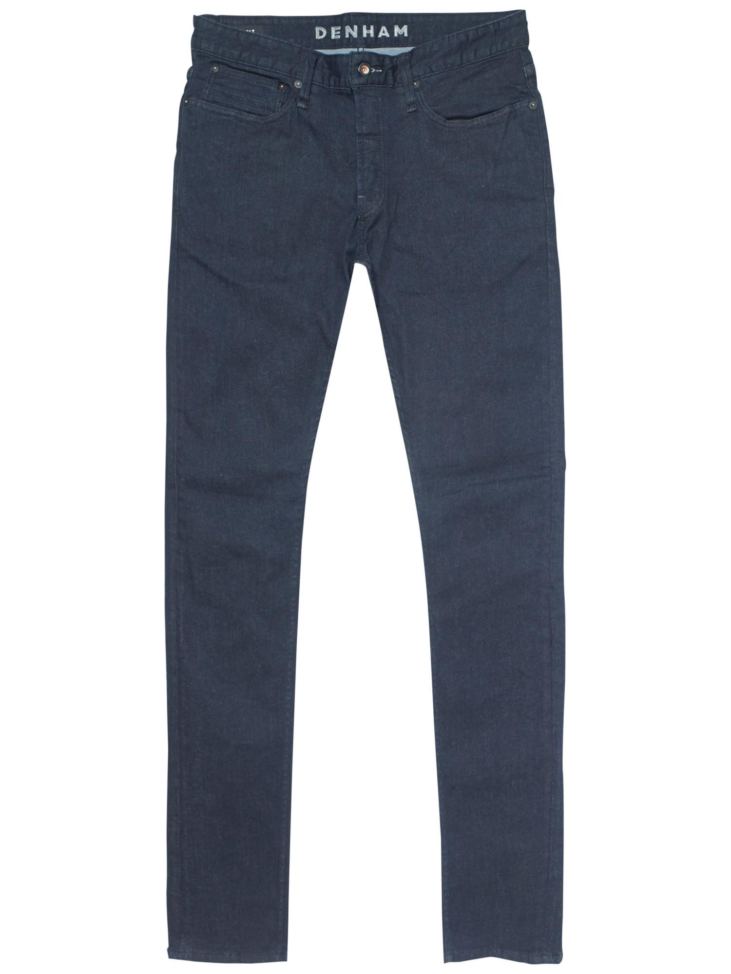 Denham Denim Bolt Lsr Skinny Fit Jeans in Indigo (Blue) for Men