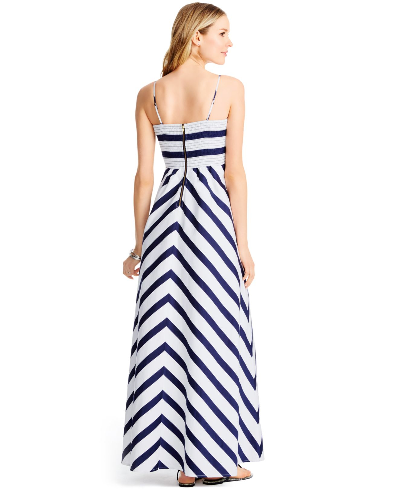 Jessica Simpson White Maxi Dress