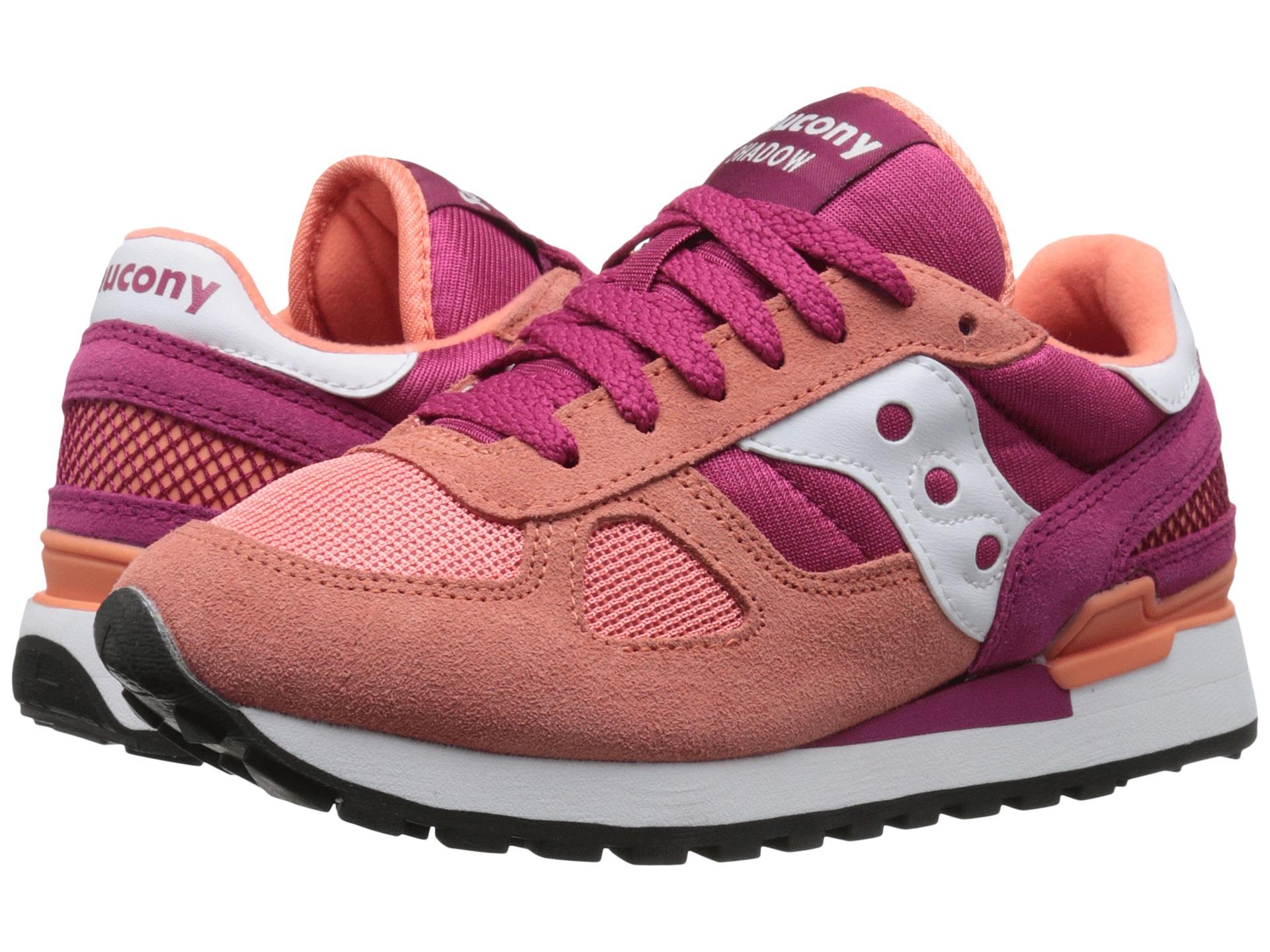 Womens Shoes Saucony Originals Shadow Original - Sushi Pack Pink/Red