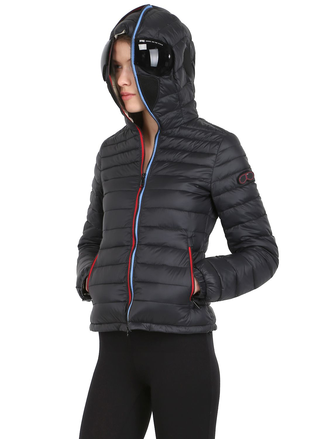 Lyst Ai Riders On The Storm Total Zip Up Light Weight