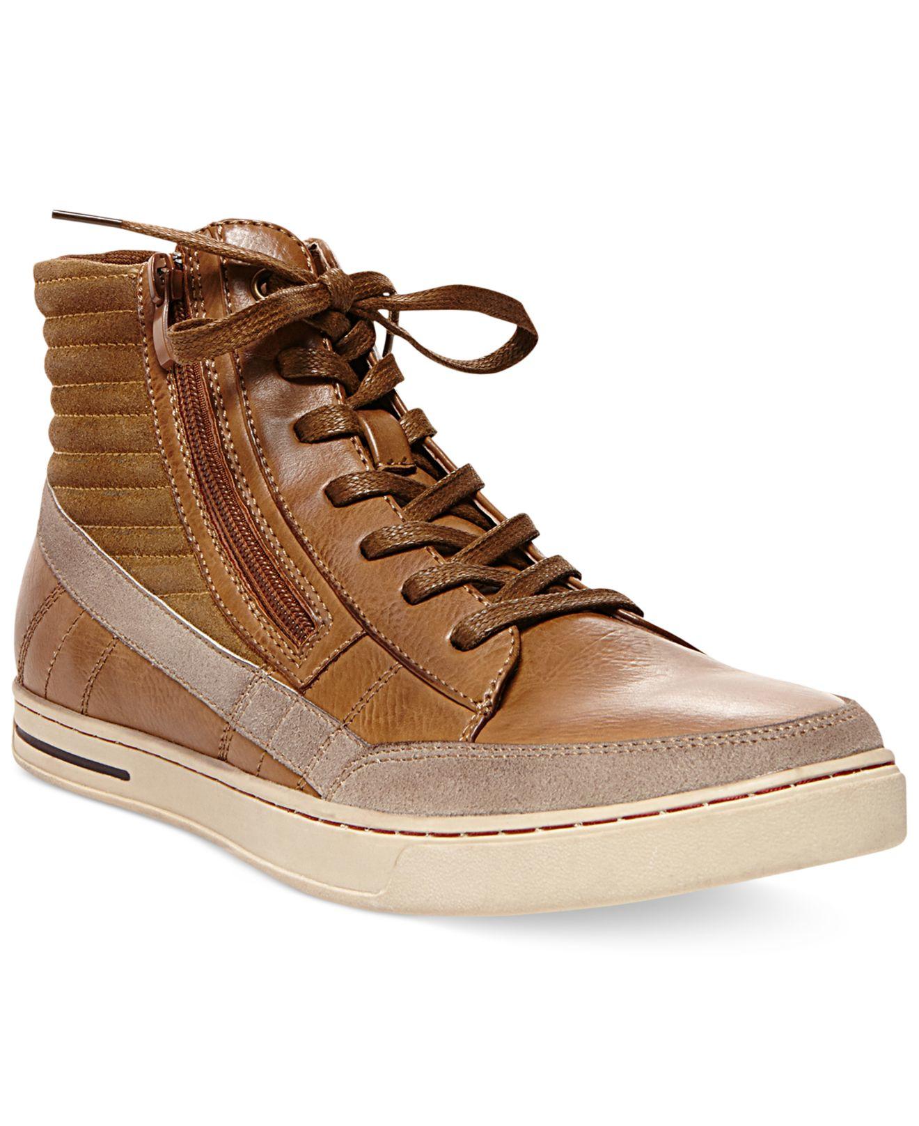 High Top Sneakers Steve Madden