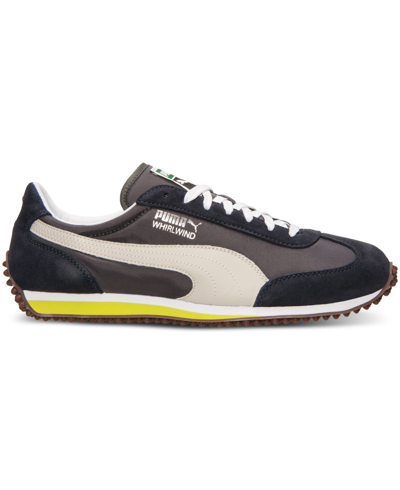Lyst - PUMA Men s Whirlwind Classics Casual Sneakers From Finish Line in  Black for Men e9c024b53