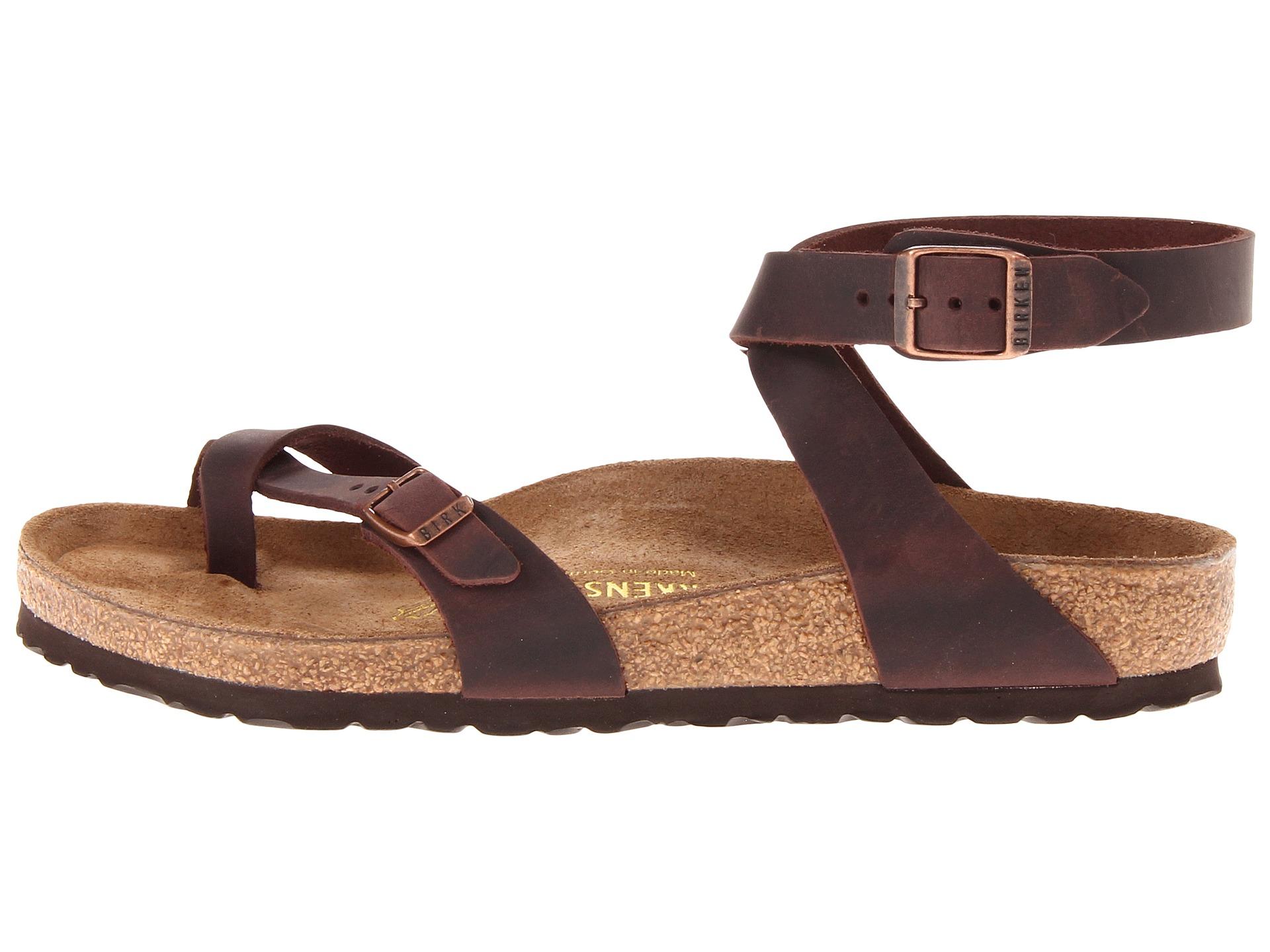 79f013c8d017 Birkenstock Mayari Cross Strap Sandals in Natural (mocha .