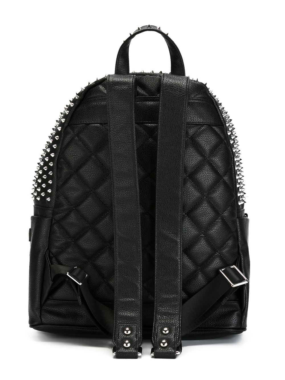 Philipp Plein Pirate Backpack in Black for Men
