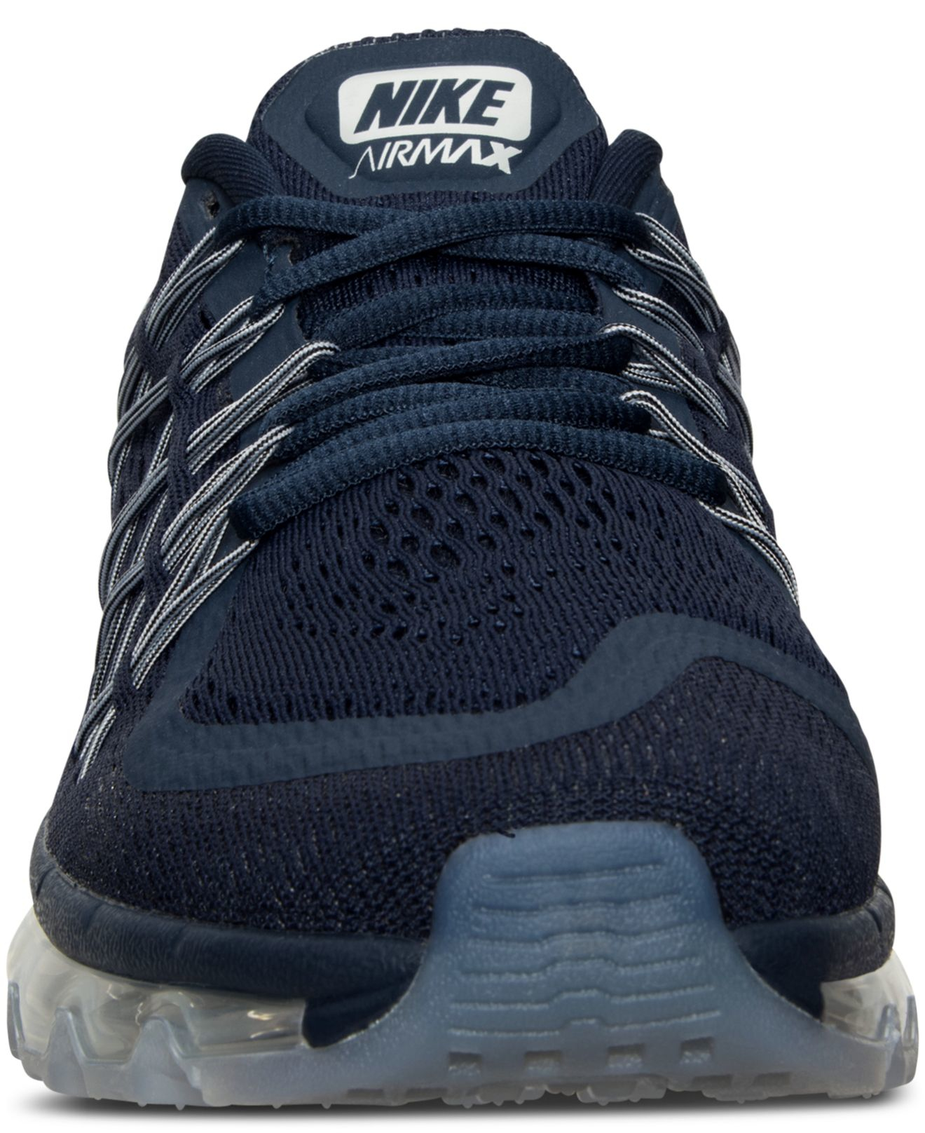 ac21846c1f8dc5 ... top quality lyst nike mens air max 2015 running sneakers from finish  line in gray for ...